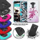 FOR LG G3 TUFF DUAL LAYER SHOCKPROOF HYBRID IMPACT ARMOR HARD PHONE CASE COVER