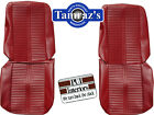 1966 GTO LeMans Front Bucket Seat Upholstery Covers PUI New