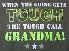 1st First Mother's Veteran's Day Camouflage Tough Call Grandma Onesie NB-18 Mos