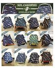 NFL CarSeat Canopy Baby Infant Cover Licensed Football Teams NEW! for car seat $33.25 USD on eBay