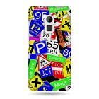 For HTC One Max Hard Case - Plastic Shell Snap On Cover - Various Designs