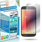 Lot New HD Clear Anti Glare LCD Screen Protector Cover for BLU Life Play X