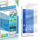 Lot New HD Clear LCD Screen Protector Cover for Sony Xperia Z3 Compact