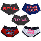Victoria's Secret Mlb Hipster Panties Baseball Pick Your Team Victorias Vs New