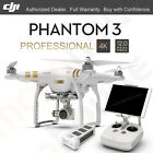 DJI Phantom 3 Professional vision 4K 12 Megapixel HD Camera + Extra BATTERY