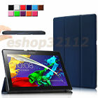 """Ultra Slim PU Leather Case Cover For Lenovo Tab 2 A10-70 10.1"""" Android Tablet"""