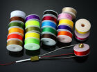 Fly tying thread 150 denier Available in 24 colors,150 Yd lures materials