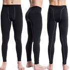 Men's Thermal Compression Under Tight Long Leggings Base Layer Pants SIZE S- XXL