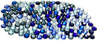 Swarovski 2058 SS20 144pcs crystal flatbacks No-Hotfix rhinestones BLUE Colors