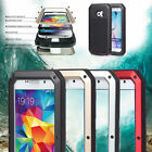 Waterproof Shockproof Sand DustProof Aluminum Cover Case For Samsung Galaxy S6