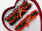 NEW Camouflage Camo Orange Black Wedding Garter Prom Army Hunting Deer
