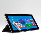 2X Crystal Glossy Screen Protector Shield Film Microsoft Surface 2/ Pro 1 3 EW