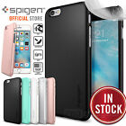 [FREE EXPRESS] Spigen Thin Fit Matte Hard Slim Case for Apple iPhone 6S / 6