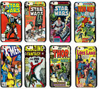 Marvel Comics Star Wars X-MAN Batman Soft TPU Case Cover For iphone 7 6S Plus X $6.48 CAD on eBay