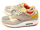 Nike Wmns Air Max 1 PRM LA Glow Metallic Silver/Sunset Glow-Green 454746-006