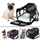 Sherpa Deluxe Pet Carrier For Cats Small Dogs Airline Approved Liner Handbag Zip