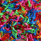 Small Bright Green Blue Pink Red Orange Hair Elastic Bands Girls Elastics Band
