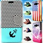 For Samsung Galaxy Grand Prime Wallet Case Credit Card Holder Design Phone Cover