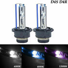 D4C D4S D4R 6000K 8000K 12000K Xenon HID Lamp Headlamp Lights Replacement Bulbs