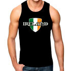New Ireland Irish MMA Tank Top shirt flag pride st patricks day boxing bjj