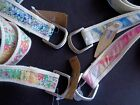 New Lands' End Girls Fabric D Ring Belt sz Small (5-6) msrp $14.50