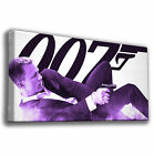JAMES BOND SKYFALL 007 - PREMIUM LARGE GICLEE CANVAS ART