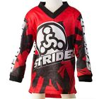 Strider Toddler Race Bike Jersey - RED Sizes 2T - 4T