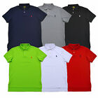 Polo Ralph Lauren Shirt Mens Performance Mesh Polo Golf Athletic New Nwt