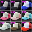 Personalized custom embroidered cap hat customised personalised sport fashion