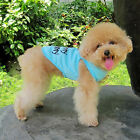 Popular Dog Vest Puppy T-Shirt Coat Pet Clothes Summer Apparel Costumes