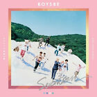 SEVENTEEN - (BOYS BE) 2nd Mini Album HIDE.VER CD + Photobook + Map + Other items