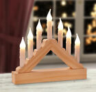 xmas candle bridge