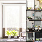Sunscreen Roller Blinds - Magic Screen One Way See Through Privacy Roller Blinds
