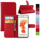 Luxury PU Leather Wallet Card Holder Flip Stand Case Cover For iPhone 4 4s