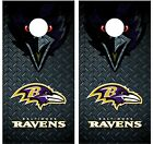 Baltimore Ravens Diamond Plate Cornhole Board Decal Wrap Wraps on eBay