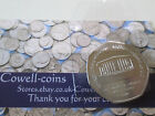 UK Scarce Commemorative FIFTY PENCE Coins – Rare British 50p coin 1986 - 2016
