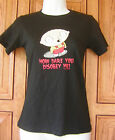 Stewie Family Guy How Dare You Disobey Me S T Shirt Hot Topic NOV1