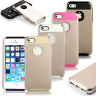 Shockproof Rubber Heavy Duty Hard Matte Phone Case Cover For Apple iPhone 5 5S