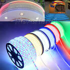 1-100M 60leds/m 5050 SMD LED Waterproof Home Garden Strip Rope Light Xmas Lamp