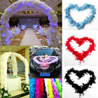 Fluffy Feather Boa Scarf Flower Craft Costume Dressup Wedding Party Home Decor