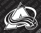 Colorado Avalanche car truck vinyl decal sticker NHL Hockey $11.99 USD on eBay