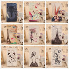 1X Lovely Flip Design PU Leather Case Protection Cover Skin For Sky Smartphone