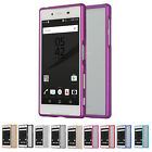 For Sony Xperia Z5 Luxury Aluminum Metal Push-Pull Hard Bumper Frame