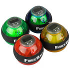 Force Ball LED Power Gyro Wrist Ball with Speed Meter Multicolor Muscle Exercise