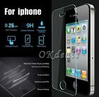 apple ihone 5s - High Quality Tempered Glass Film Screen Protector Guard For Apple iPhone 5/6/6S