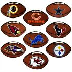 NFL Football Round Rug - Sports League Team Carpet Floor Mat Bedroom Decorations