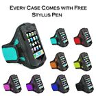 Sports Jogging Running Gym Armband Holder Case Cover Pouch For Nokia Lumia 435