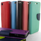 For Huawei P8 Lite Wallet Case Credit Card & Cash Flip Stand Phone Cover