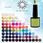 Choose From 60 Colours Soak Off Nail Art Decoration UV Gel Polish 10ml 2015 New