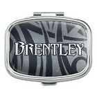 Rectangle Pill Case Trinket Gift Box Names Male Br-By